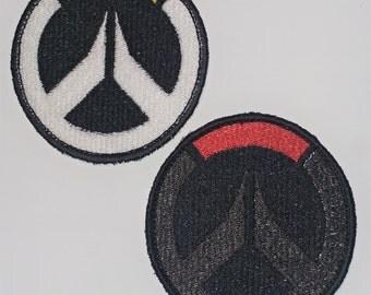 Overwatch/Blackwatch Symbol Patch