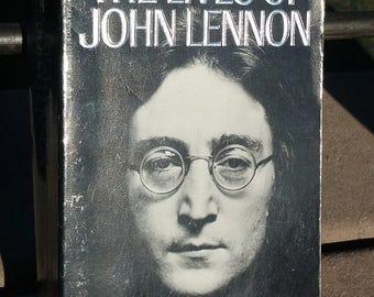 The Lives Of John Lennon by Albert Goldman Vintage Paperback Book