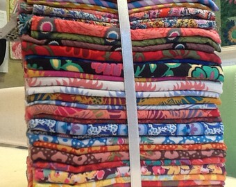 Fat Quarters Liberty Marylebone RARE Westminster Fibers Florals Out of Print Modern Sewing Quilting Crafts