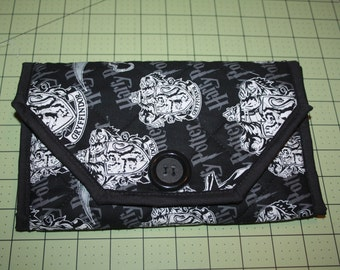 Harry Potter Notepad Cover Clutch
