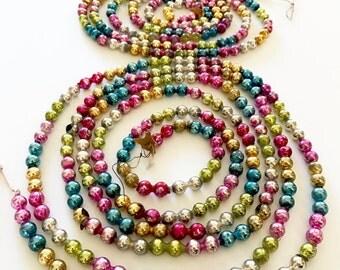 Guirlande de perles blanche - 5 m - Mon Mariage Reussi