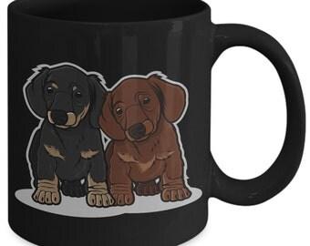 Dachshund Doxie Wiener Dog Coffee Mug
