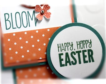 Stampin' Up Happy, Hoppy Easter Card
