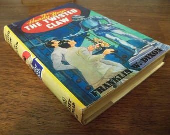 the hardy boys the twisted claw 1939