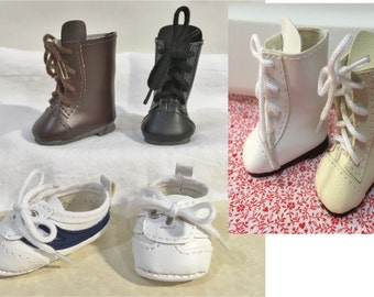 Wellie Wisher accessory boots and tennis shoes for  modeling your designs and doll outfits