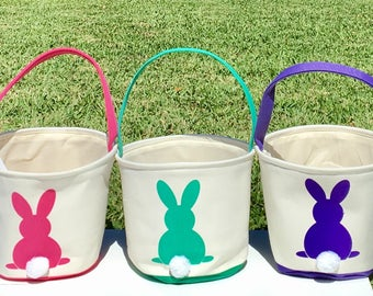 Easter etsy easter basket easter bucket personalized children of all ages boys girls infants toddler negle Image collections