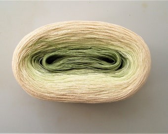 MINT II -- Color Changing Cotton yarn -- 480 yards/100 gr -- Fingering Weight