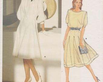Vogue 1359 Dress Jean Muir US size 8 FF