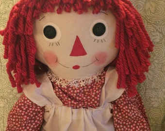 Raggedy Annie 26 inch