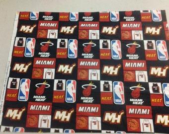 Miami Heat Fabric 247938