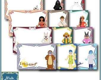 Digital Disney Autograph Pages - Encyclopedia Collection