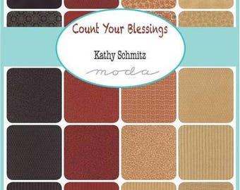Layer Cake Count Your Blessing by Kathy Schmitz for Moda Fabrics