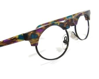 Vintage 1950s Cateye Eyeglasses Eyewear Frame NOS