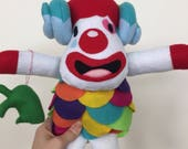 Custom made to order 12 inch Animal Crossing Character plushies