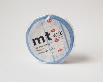 Tape Ruler mt Kamoi Paper Masking Tape