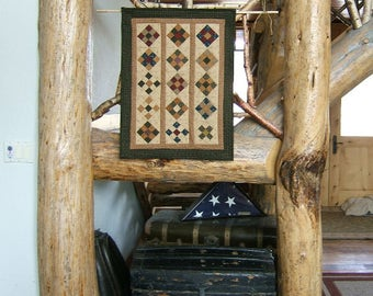 Nine Patch Wall Hanging or Table Topper (Item # 120)