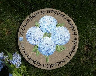 Mother 39 S Day Gift Grandma 39 S Garden Stepping Stone