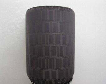 Sguare Dark Brown-Water Dispenser Decor for 5 Gallon Standard Size