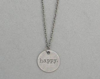 happy Necklace
