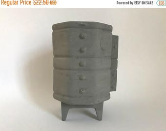 Vintage Ceramic Pottery Kiln Piggy Bank