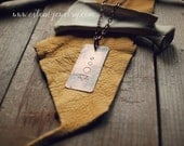 Stay Wild // Elemental Earth Necklace