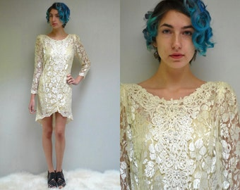 Lace Dress  //  See Through Dress  //  THE AUGUSTINE