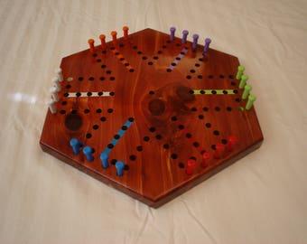 Wahoo Board Game