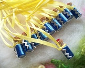 Magic Party Favors Harry Potter Party Favors 10 Magical Lightening Bolt Sparkle Necklace Birthday Party Hogwarts Castle Owl Book Movie