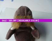 Sunshineclub Sea Creatures Plush Walrus Ocean Sea Toy Baby Nautical Decor