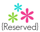 Reserved for Ashley Parker