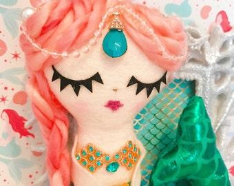 Mermaid Taxidermy