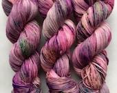 BFL Sock Yarn FANCY PANTS 75/25% Virgin Wool superwash (Bluefaced Leicester)/Polyamid 100g/yardage 425m/464yards