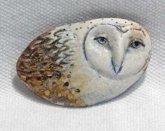 Owl 1 - pin