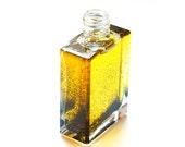 Triple Vanilla Perfume - 100% organic infused Vanilla - luxe aphrodisiac - with seeds - 15 ml