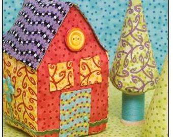 Jennifer Jangles Home Sweet Home Pattern