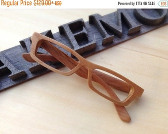 20% OFF American cherry wood LOVE-WOOD eyeglasses brown frames glasses Takemoto