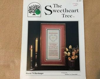 The Sweetheart Tree Hearts 'N Hardanger