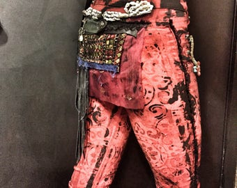 RP Signature War Pony Charmed Jeans / Tribal Fusion Jeans