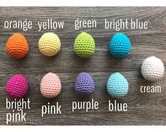 Easter Eggs, Crochet Easter Eggs, Cute Easter Eggs, Easter Decor, Spring Decorations, Spring Easter Eggs