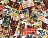 Gone with the Wind by Quilting Treasures-Out Of Print -Fat Quarters l