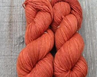 Merino Light - Pumpkin - Colour Adventures