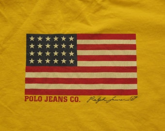 vintage Polo Jeans t shirt