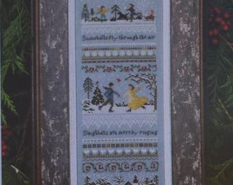 Winter Holiday Sampler – by Thea Dueck - The Victoria Sampler - Chart 130