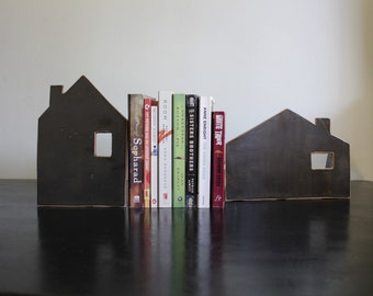 house bookends