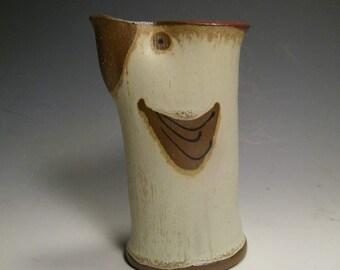 Mini Bird Shaped Pitcher or Bud Vase