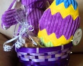 EASTER FUN Dog Gift Basket