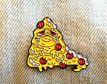Pizza the Hutt Enamel Pin