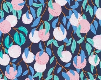 Organic Cotton Fabric, Quilting Weight Fabric, The Bare Necessities from Cloud9, Apparel Fabric, Choose size and quantity for longer cut