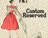 Reserved for --GINA--One Lot of Cotton Fabrics