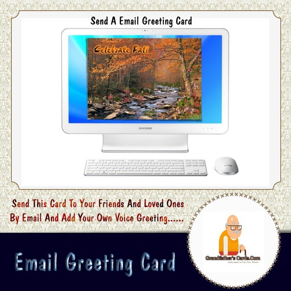 Email Greeting Card Send Out A Audio Greeting Card By Email